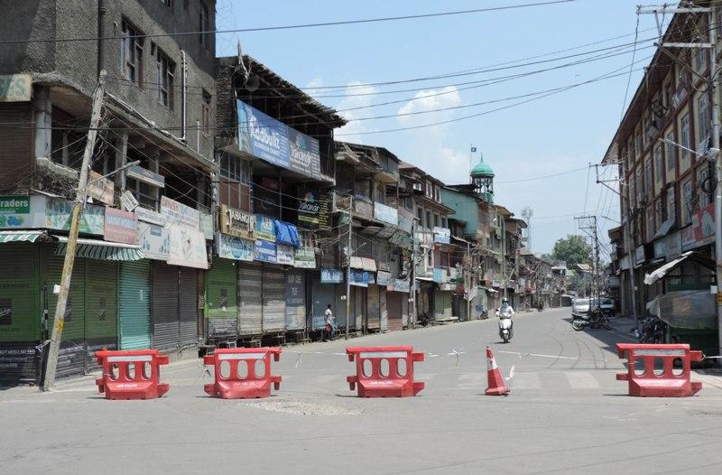 3.6 magnitude earthquake hits Srinagar, tremors felt in adjoining areas