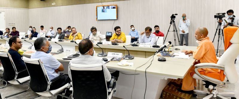 Yogi Adityanath government in UP unveils plan to set up Film City