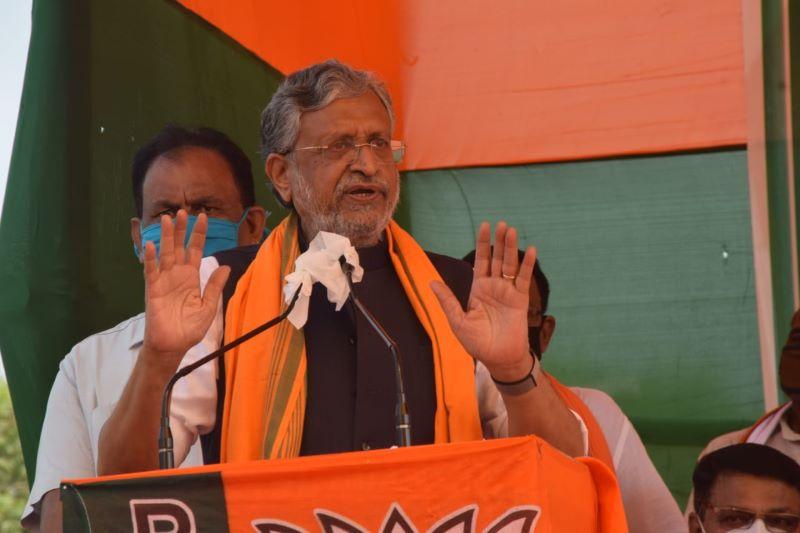 Bihar Deputy CM Sushil Modi tests Covid-19 positive, hospitalised