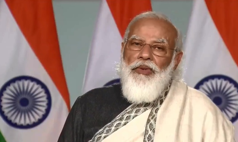 Know your Constitution as important as Know Your Customer: PM Modi