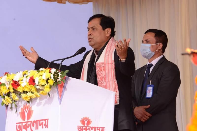 Assam government launches Orunodoi scheme to empower women