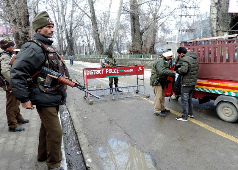 Terrorist killed in Srinagar encounter, operation on