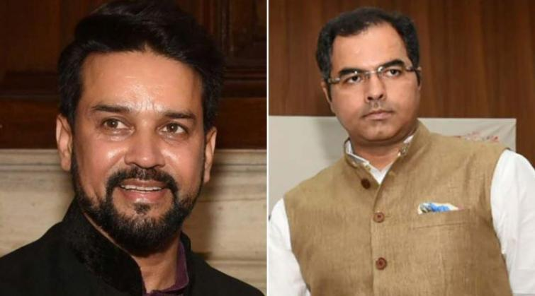 Delhi polls: EC orders removal of Anurag Thakur, Parvesh Verma as BJP star campaigners over controversial remarks