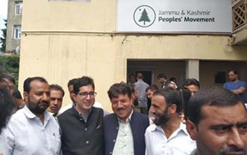 Jammu and Kashmir: Shah Faesal quits politics