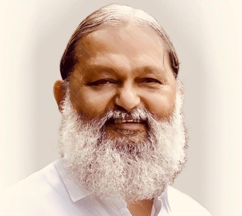 Haryana Minister Anil Vij tests Covid-19 positive days after taking Covaxin dose