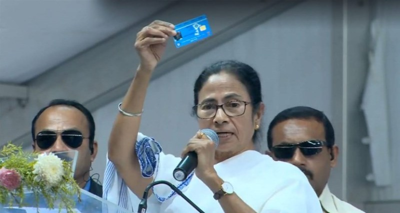 Ahead of Bengal polls, Mamata Banerjee extends health scheme to all