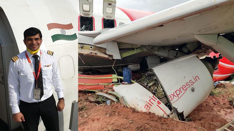 Air India Express flight's co-pilot Akhilesh Kumar loses life in Kozhikode crash, leaves behind his pregnant wife