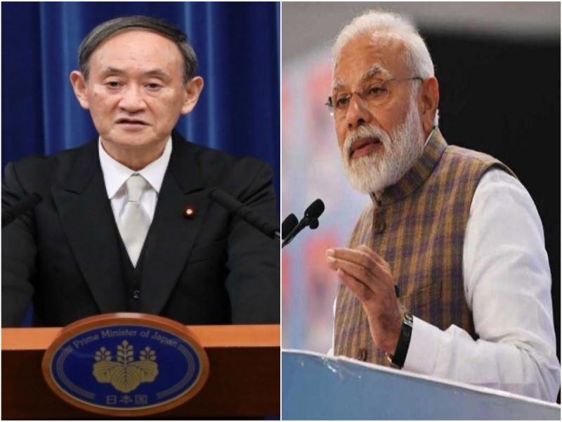 India and Japan to collaborate for 5G technologies along with QUAD allies