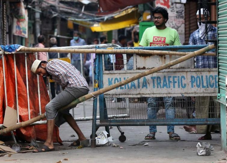 Covid: Bengal releases fresh list of containment zones for 'stricter lockdown' from tomorrow