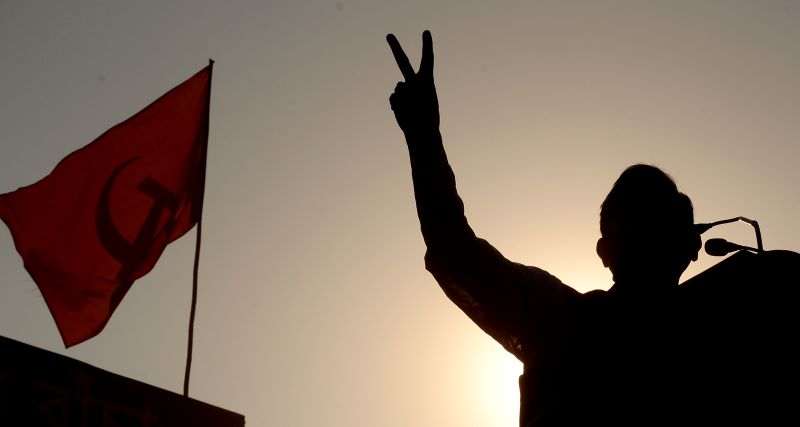 Forward Bloc objects to Congress' initiative for alliance with Leftists