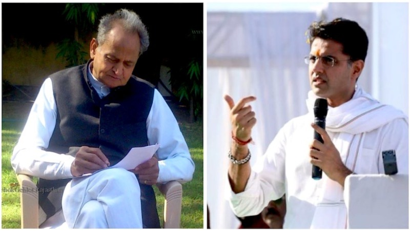 Gehlot v Pilot: Rajasthan Speaker withdraws petition from Supreme Court