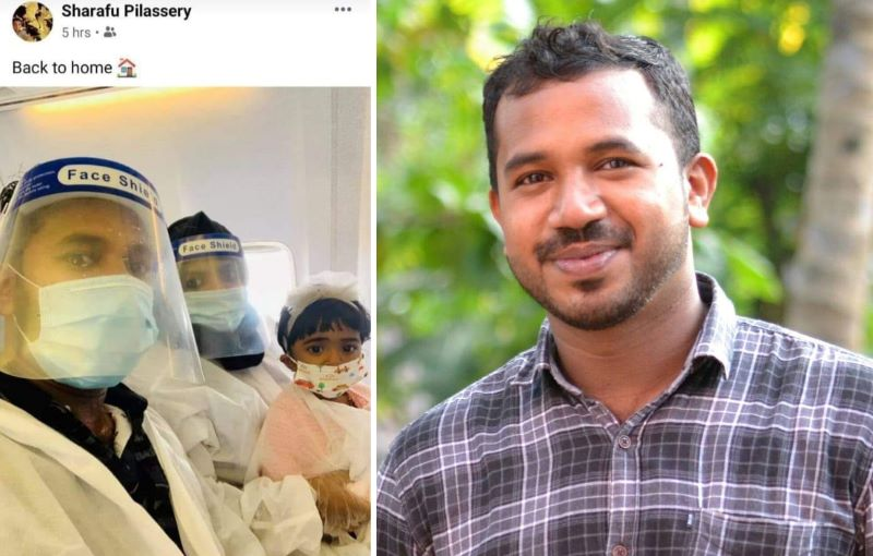 'Back To Home': Kozhikode Air India Express crash victim posted last selfie with family after boarding the ill-fated flight