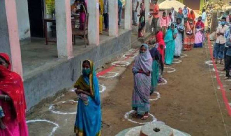 Bihar assembly polls: Slow turnout in first two hours