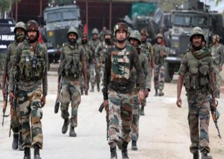 Jammu Kashmir: Two militants killed; JCO, 2 others soldiers injured in Kulgam encounter