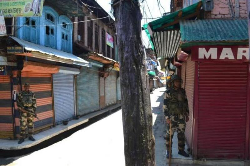 Curfew in Kashmir as Centre's move to constitute Union Territory and scrap Art 370 completes one year