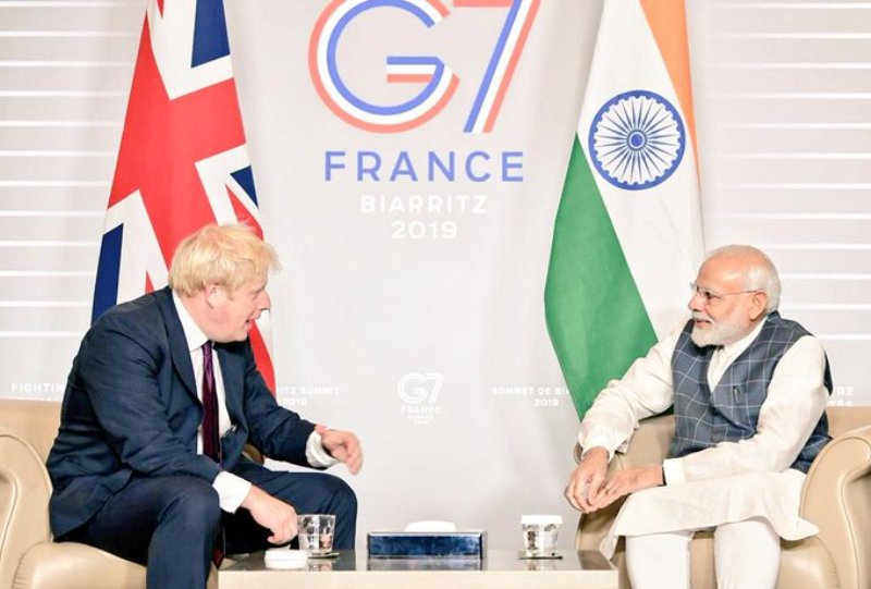 India invites British PM Boris Johnson as Chief Guest to Republic Day celebrations
