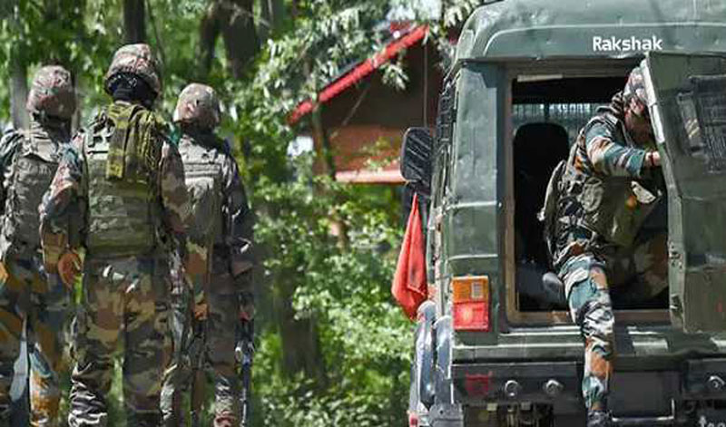 Jammu and Kashmir: Encounter underway between security forces, militants in Shopian