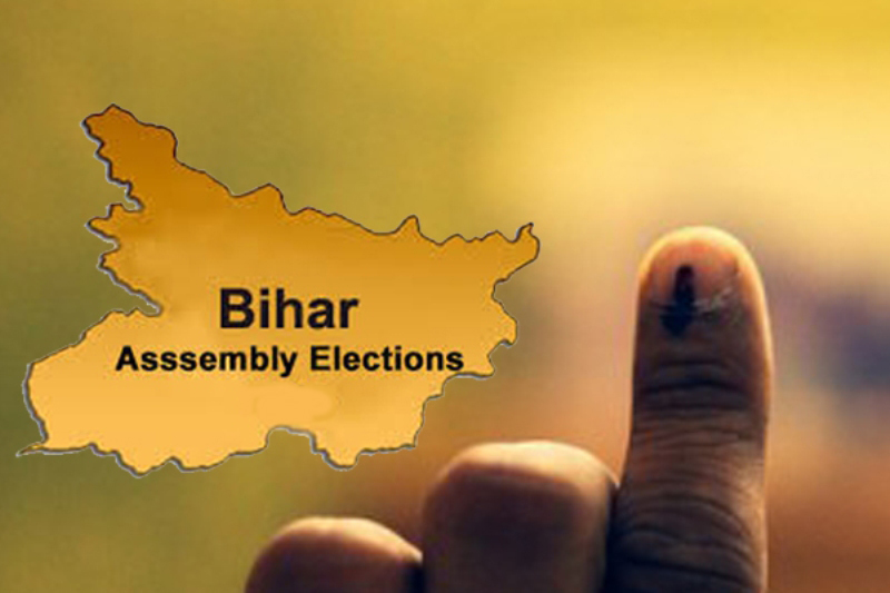 BREAKING: Bihar Polls to be held in three phases from Oct 28, results on Nov 10