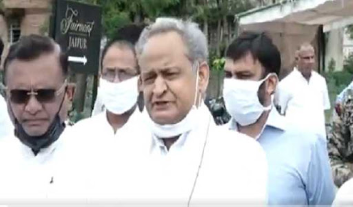 Six ex-BSP MLAs crucial for Ashok Gehlot govt's survival get notice from Rajasthan High Court