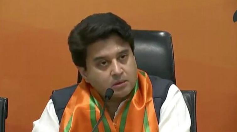 Jyotiraditya Scindia says 'Tiger Zinda Hain' after 'win' in MP
