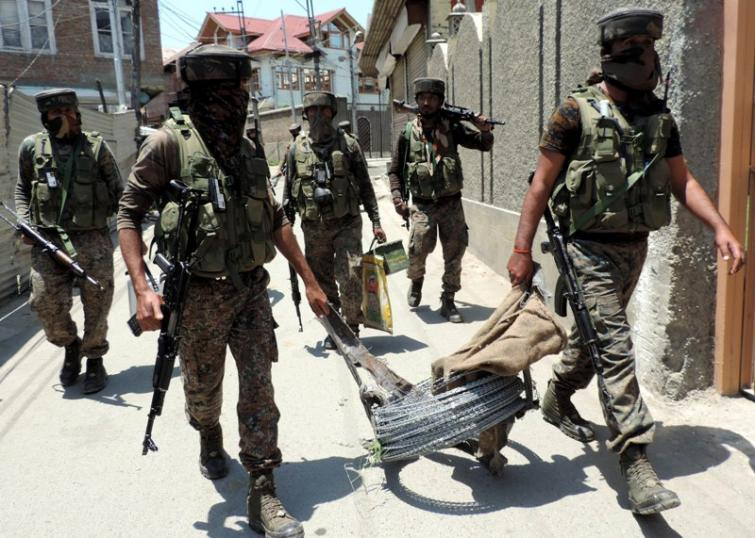JeM again planning to carry IED attacks in Kashmir: DGP