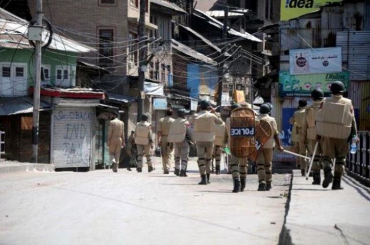 Three terrorists, holed up inside house, killed in Srinagar encounter