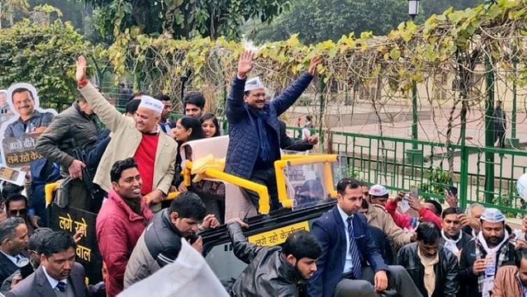 Arvind Kejriwal to file nomination for Delhi polls today