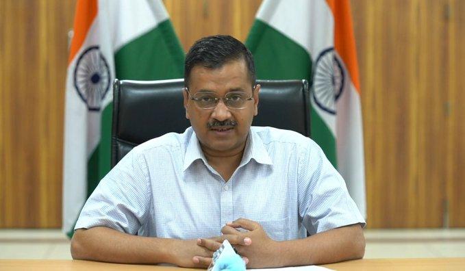 Situation in Delhi is under control: Arvind Kejriwal