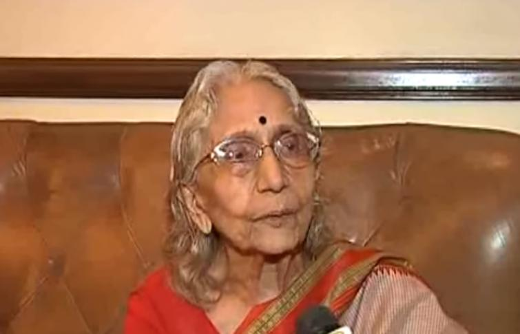 Former TMC MP Krishna Bose passes away at the age of 89