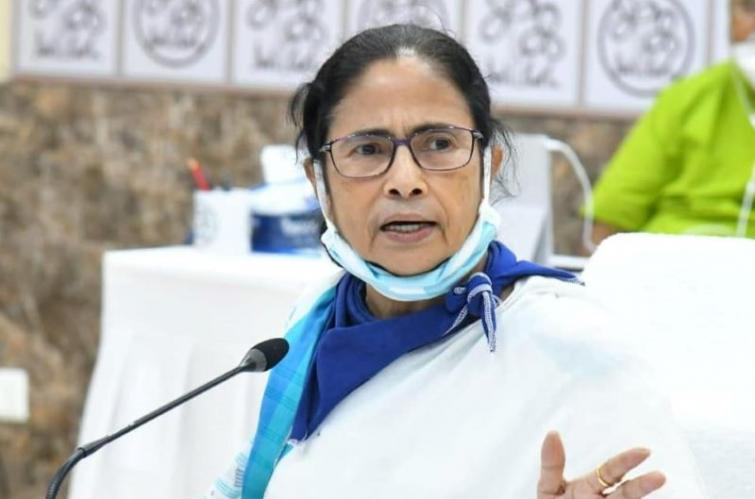 Mamata to hold all-party meeting over Covid-19 situation in Bengal today
