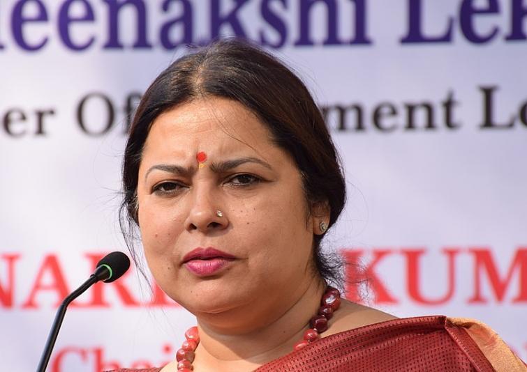 Literate needs to be educated: BJP MP Meenakshi Lekhi tweets on Satya Nadella's remark on CAA