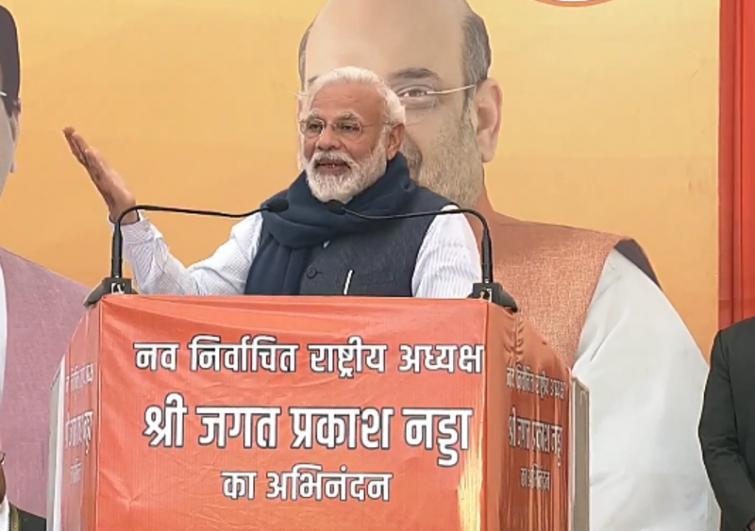 Electoral challenge is no big thing, says PM Narendra Modi