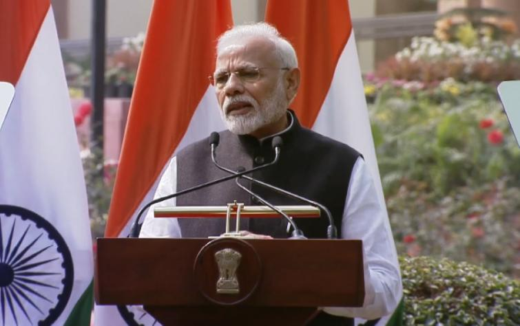 US, India agreed to start negotiations on massive trade deal: PM Modi