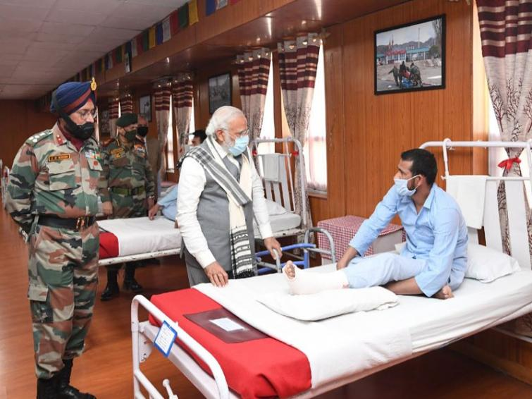 'Malicious, unsubstantiated': Indian Army on reports claiming PM Modi staged visit to 'fake hospital'