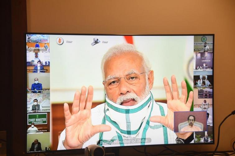 PM Modi-CMs Covid meeting concludes, lockdown likely to continue in hotspots post May 3