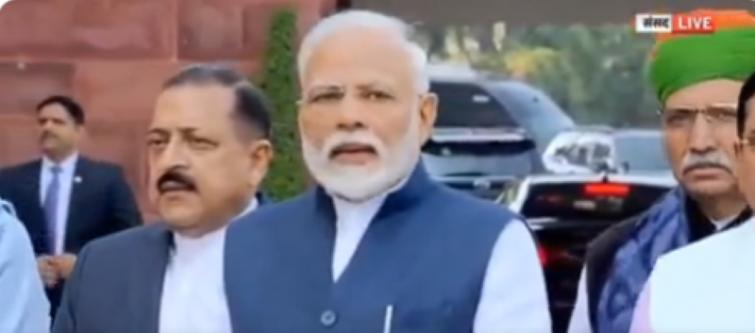Budget session should be centred on economic issues: PM Modi