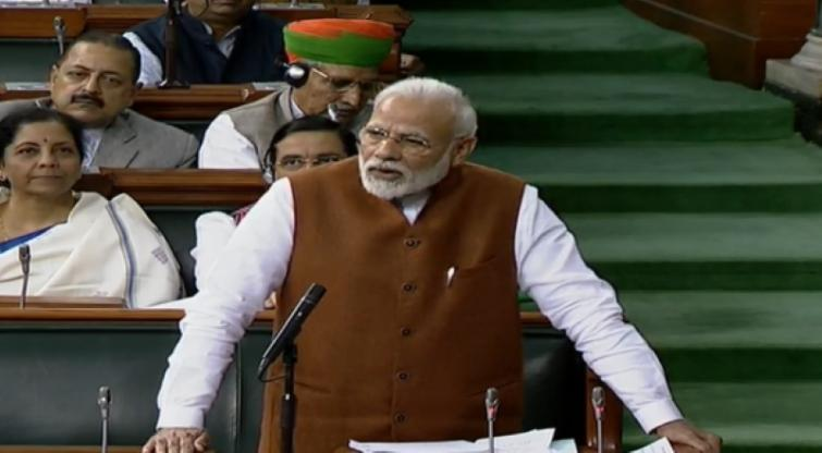 Abrogation of Art 370, abolition of triple talaq would not have happened had we followed predecessors: Modi