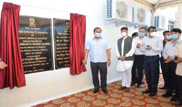 North-East region gets first dedicated COVID-19 hospital