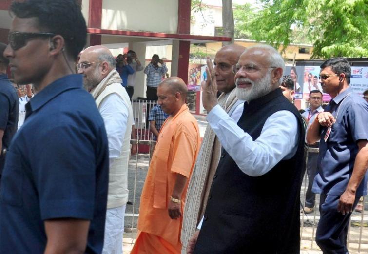 PM Narendra Modi to interact with representatives from Varanasi based NGOs tomorrow