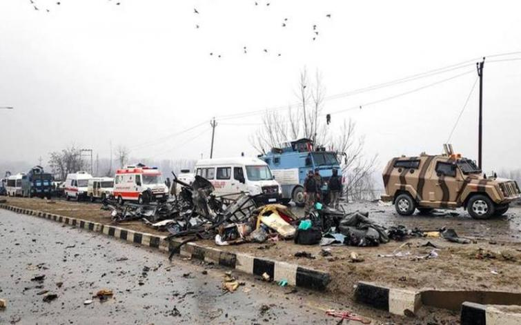 2019-like terror attack stopped as 20 kg IED-laden vehicle seized in Pulwama