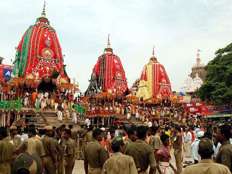 Puri Gajapati appeals Odisha CM to approach Apex court to permit Rath Yatra in Puri