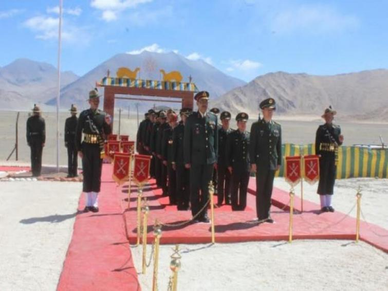 India, China addressing current situation in border areas, refrain from speculations: Indian Army