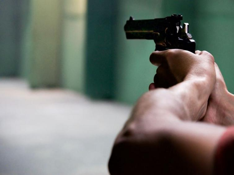 TMC lady councillor shot at in party office near Kolkata