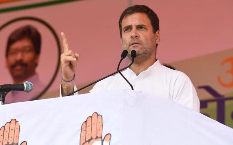 Congress demands revocation of circular notifying celebration of 70th anniversary of adoption of Constitution