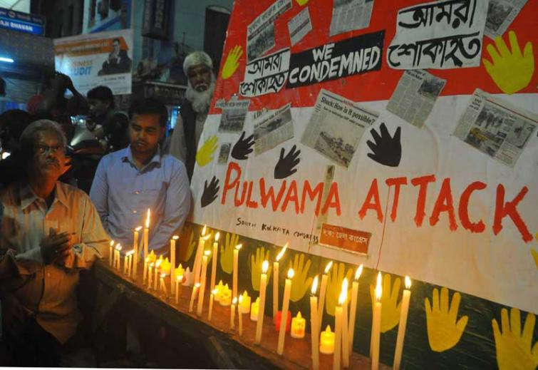 Assam: People of Baksa district, CRPF jawans remember martyrs of Pulwama terror attack