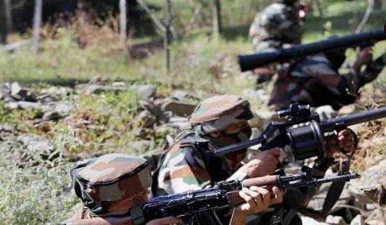 Pak troops violate ceasefire near LoC in J&K's Baramulla
