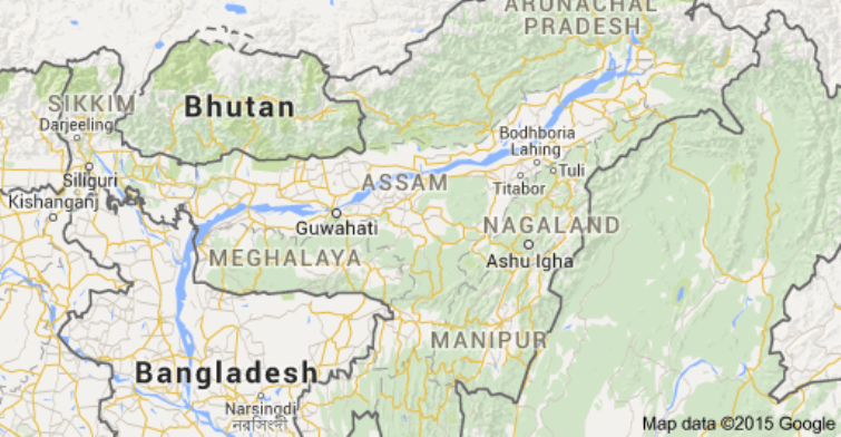 7 people injured in clash between police and protesters during bandh in Assam's Dima Hasao