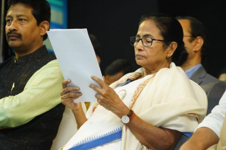 COVID-19 crisis: Mamata Banerjee writes to Centre seeking sanction of Rs. 25000 cr for her state