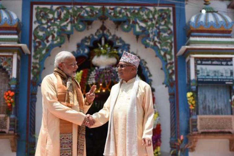 India will continue medicine supply to Nepal in fight against Coronavirus: PM Modi assures KP Oli
