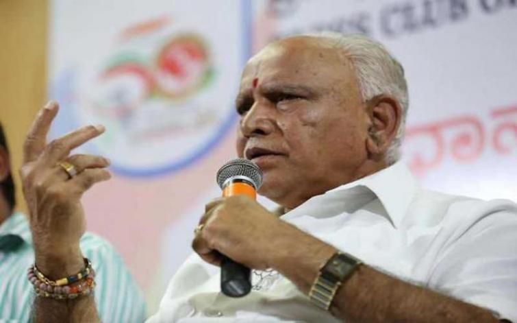 Karnataka cabinet expansion to take place tomorrow: BS Yediyurappa